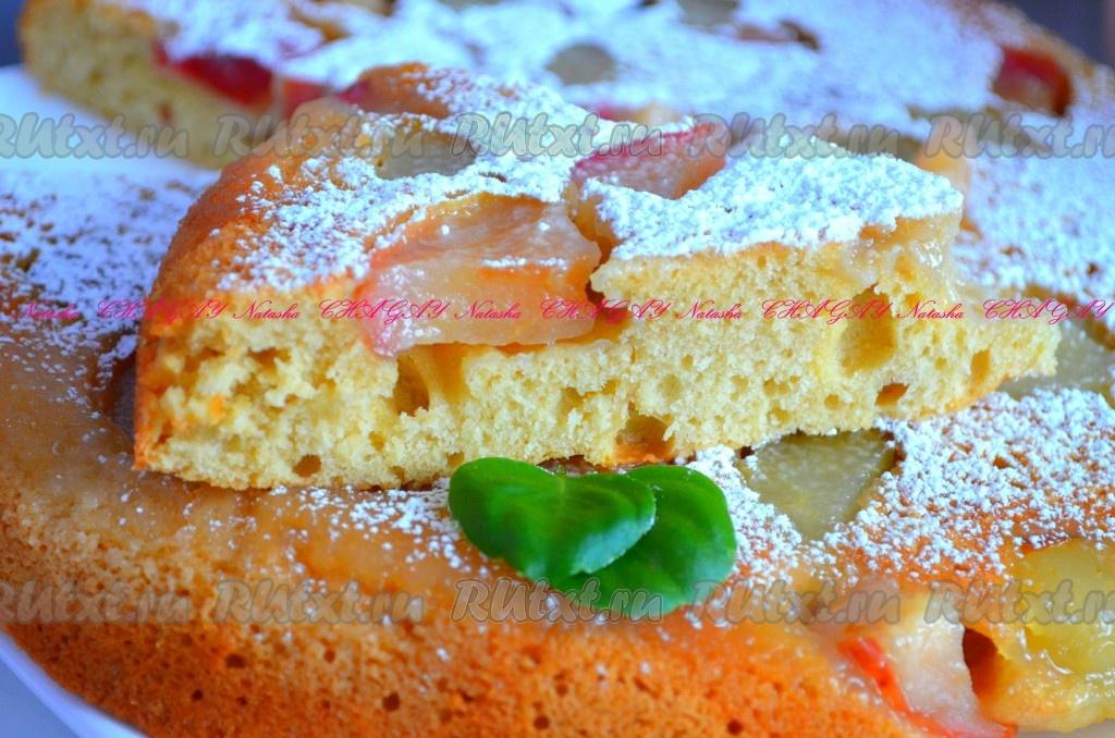 Пирог с картошкой в мультиварке рецепт фото