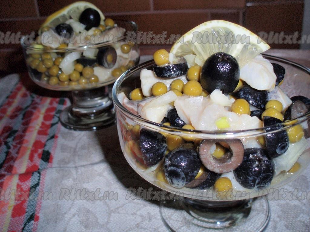 салат из селедки хе рецепт с фото