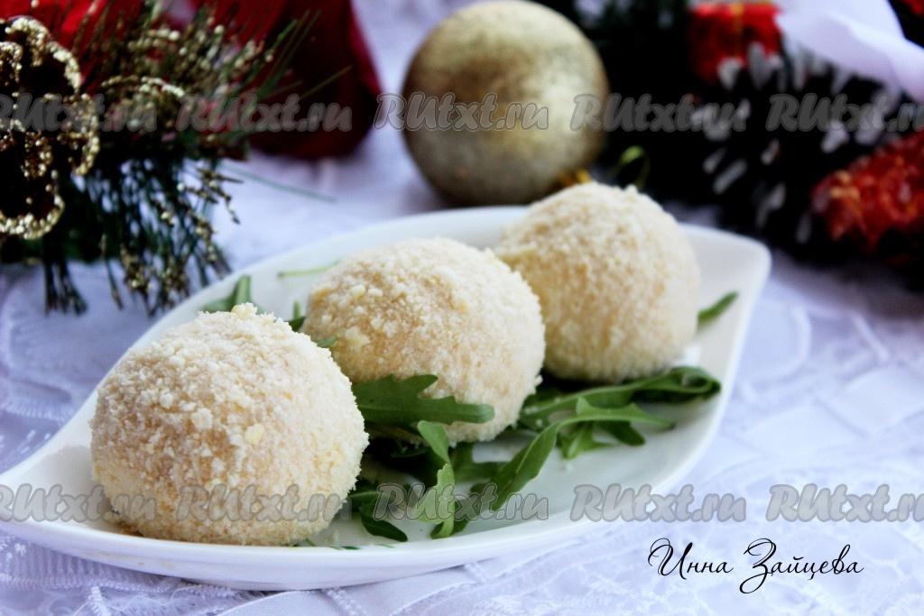 салат из крекеров рецепт с фото