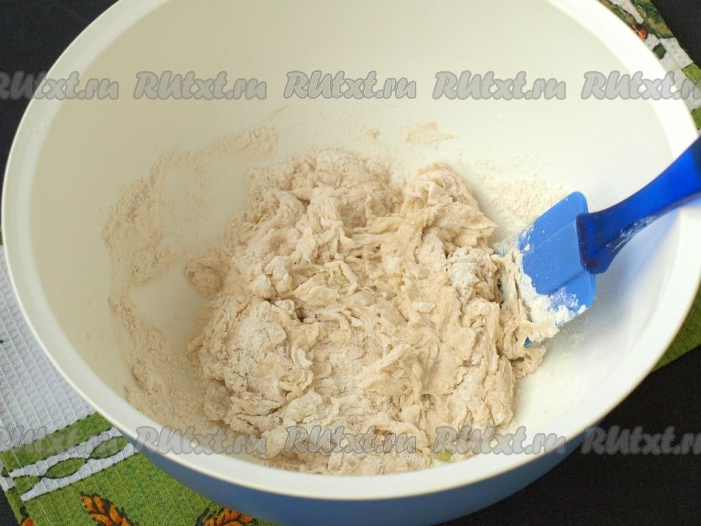 рецепт луковых лепешек в духовке