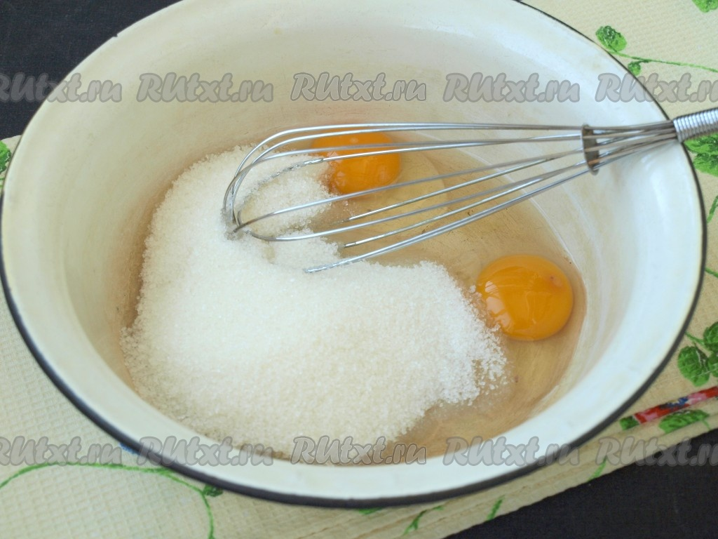 Рассыпчатый манник на кефире рецепт с фото