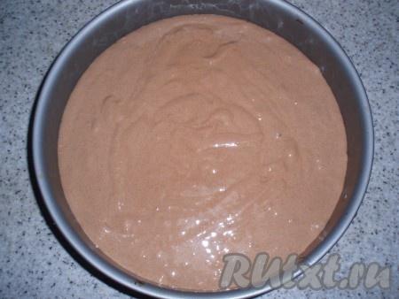 Вишневый крем для торта