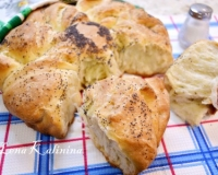 Домашний хлеб в духовке: быстрый рецепт Чудо-Повар 10
