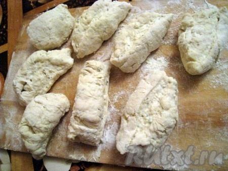 Лепёшки на простокваше в духовке рецепт с фото