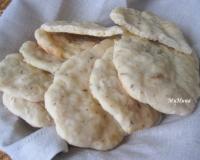 Рецепт сырных лепешек на кефире на сковороде