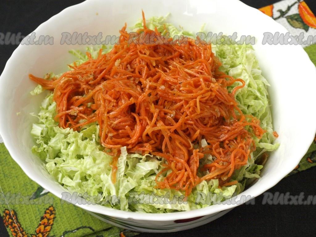 салат анастасия рецепт с фото с курицей