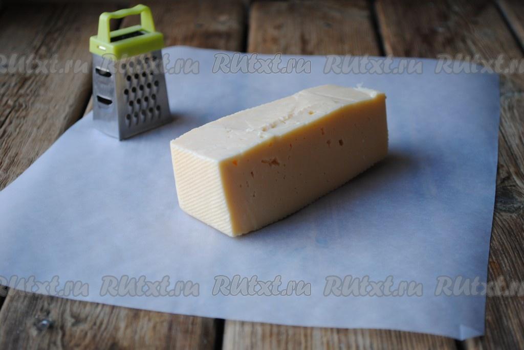 рецепт сырных чипсов в духовке