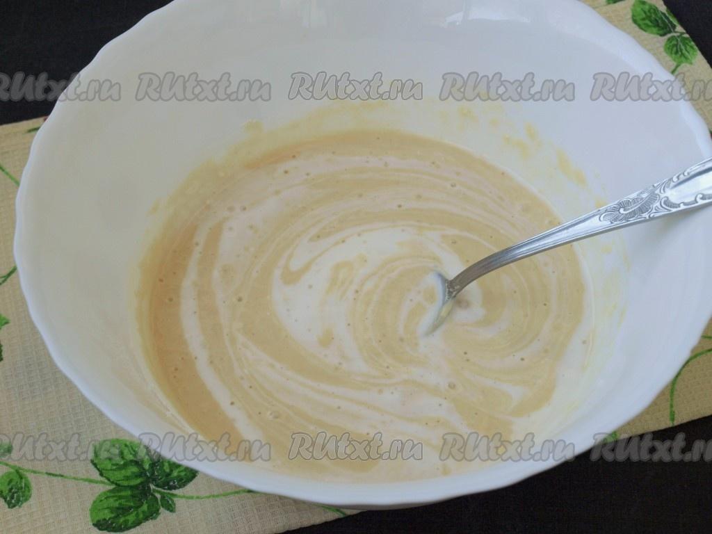 Рецепт тонких блинов на пол литра молока