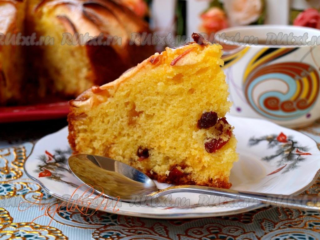 Фруктовый торт рецептами