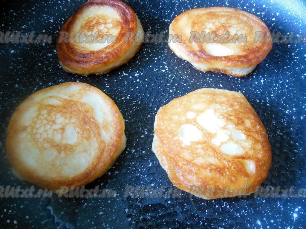 Оладьи с кабачками на кефире пышные рецепт пошагово 149
