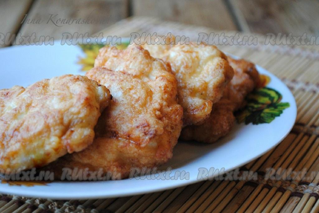 Куриные котлеты из грудки в духовке пошаговый рецепт