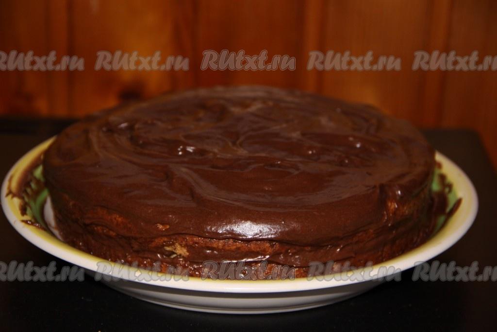 Рецепт мятного торта - рецепт с фото
