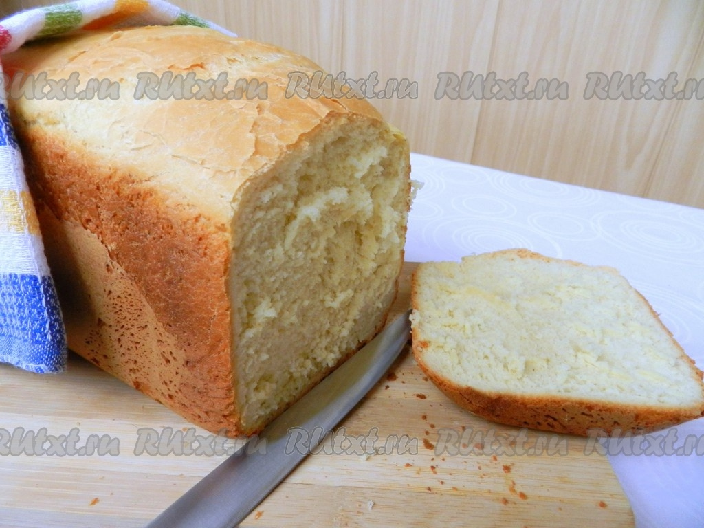 Быстрый хлеб в хлебопечке рецепты с фото