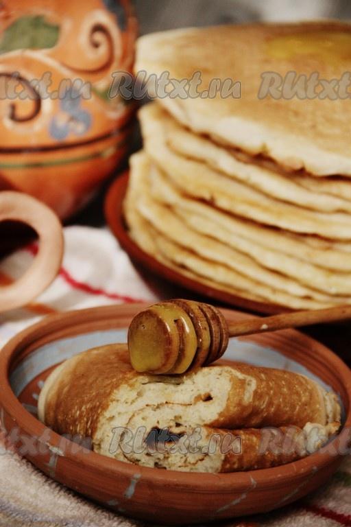 рецепт мордовских блинов с пшеном