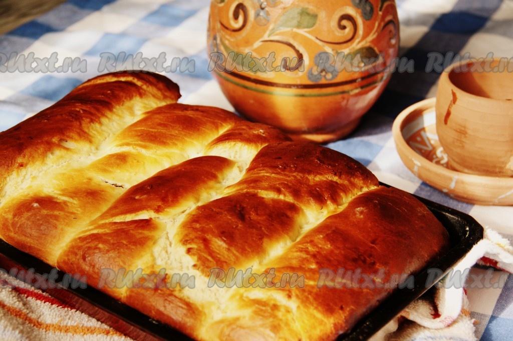 рецепт пирога с капустой в духовке пошаговый рецепт