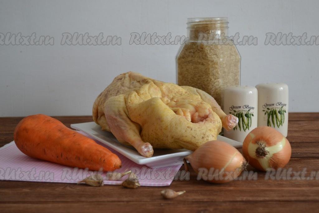 плов из утки рецепты с фото в мультиварке