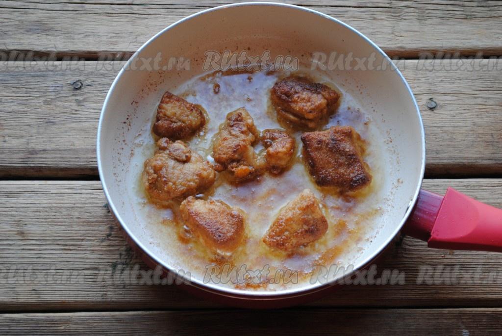 Как приготовить полезною еду из курицы