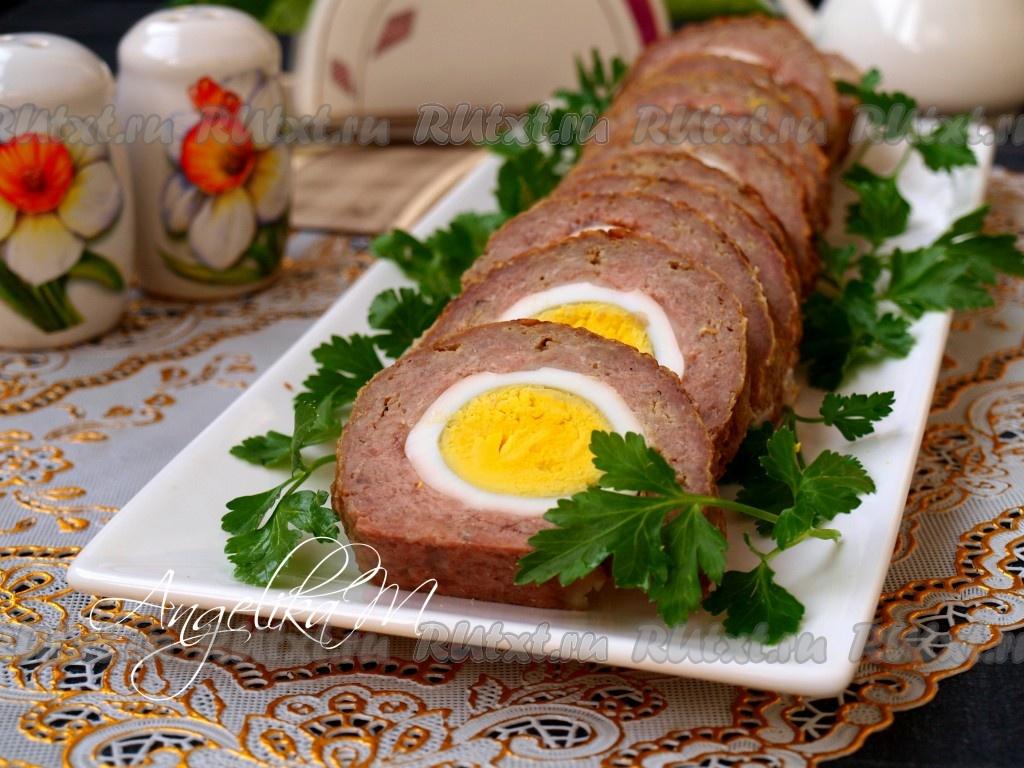 фото фарше вареное в яйцо