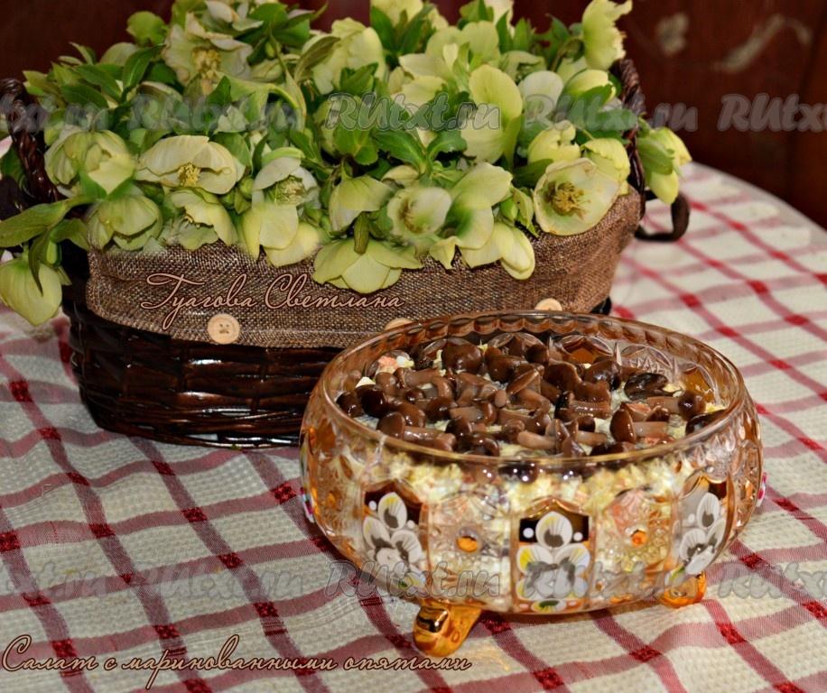 Бисквитно-ореховый торт рецепт
