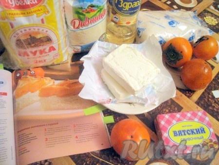 Ингредиенты для приготовления творожной запеканки без муки и яиц