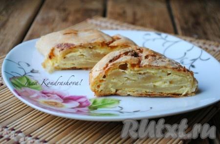 88Мясной пирог с фаршем рецепт пошагово