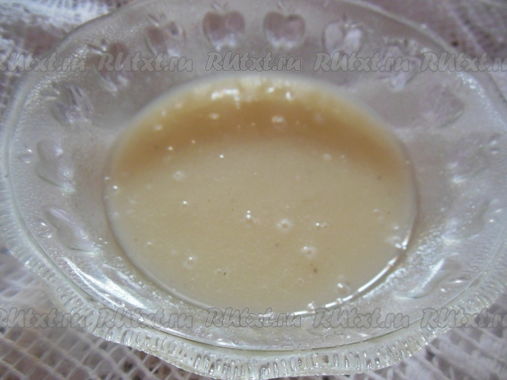 Открытый пирог с яблоками - пошаговый рецепт с фото