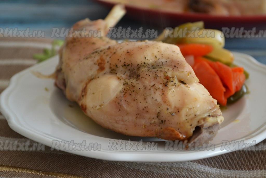 кролик запеченный в духовке мягкий рецепты
