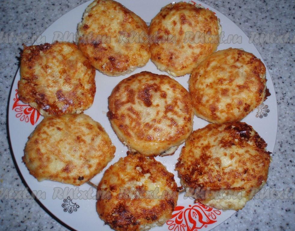 Сырники в духовке с овсянкой рецепт
