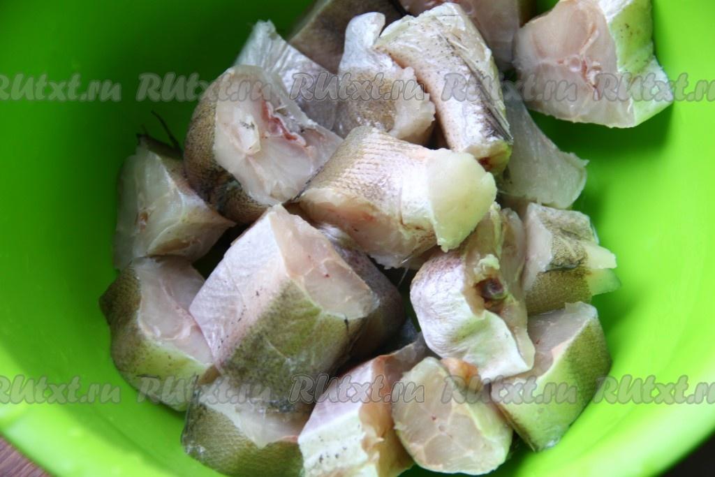 рецепты запекания хека в духовке в фольге