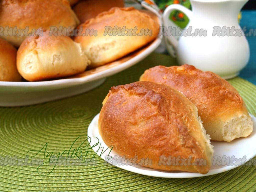 постные пирожки в духовке