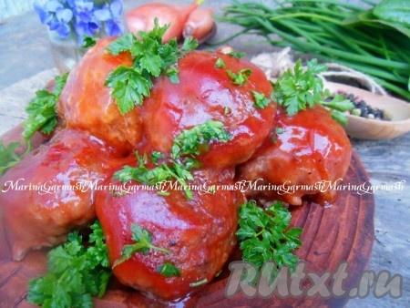 Котлеты из свиного сердца рецепт с фото