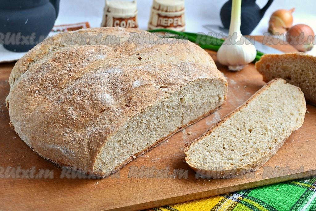 цельнозерновой хлеб испечь дома
