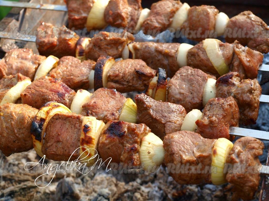 маринад для шашлыка из соевого соуса для свинины