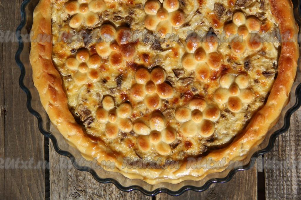 Сладкие дрожжевые пироги рецепты с фото