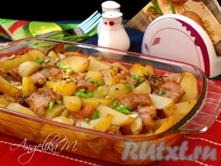 Как приготовить соус из индейки с картошкой