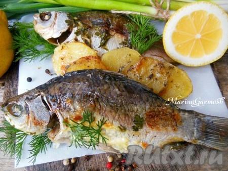 Рыба скорую руку рецепты с фото