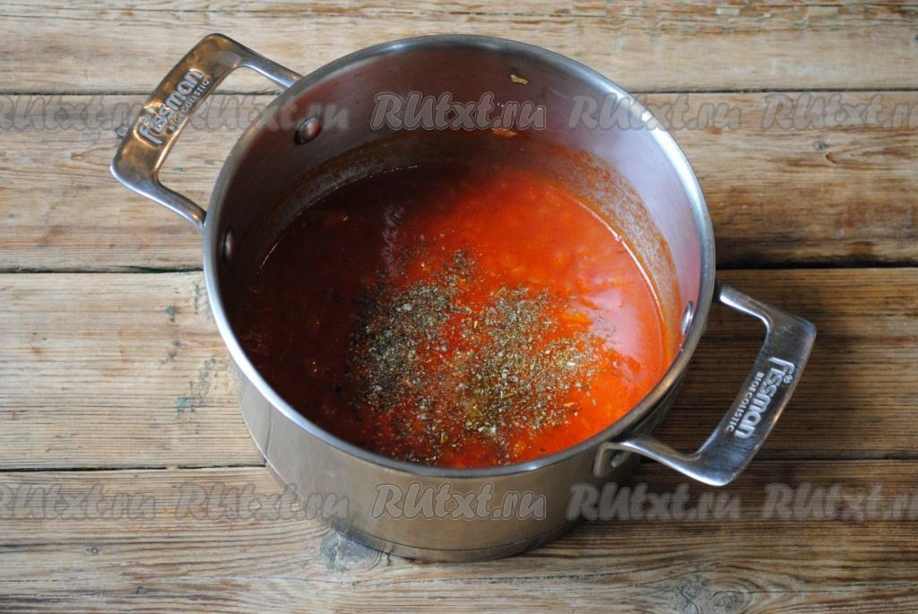 Как сделать пасту с соусом в домашних условиях 108
