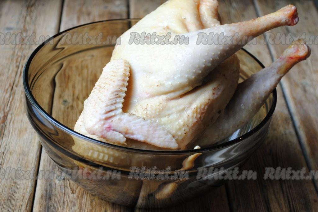 Домашняя курица как сделать мягче 49