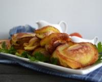 колбаса в кляре на сковороде рецепт с фото