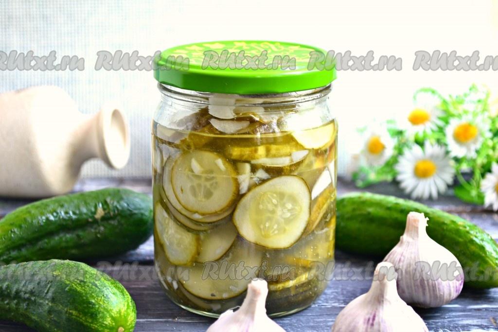 рецепты салатов из чеснока на зиму