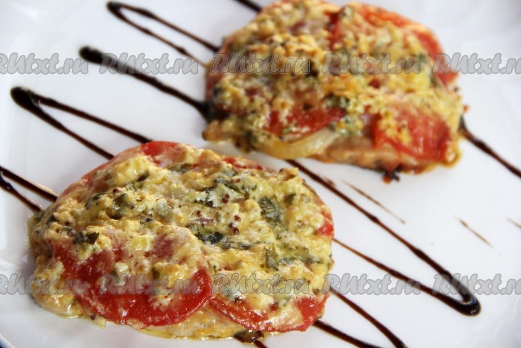 рецепт свинины с помидорами из свинины в духовке рецепт