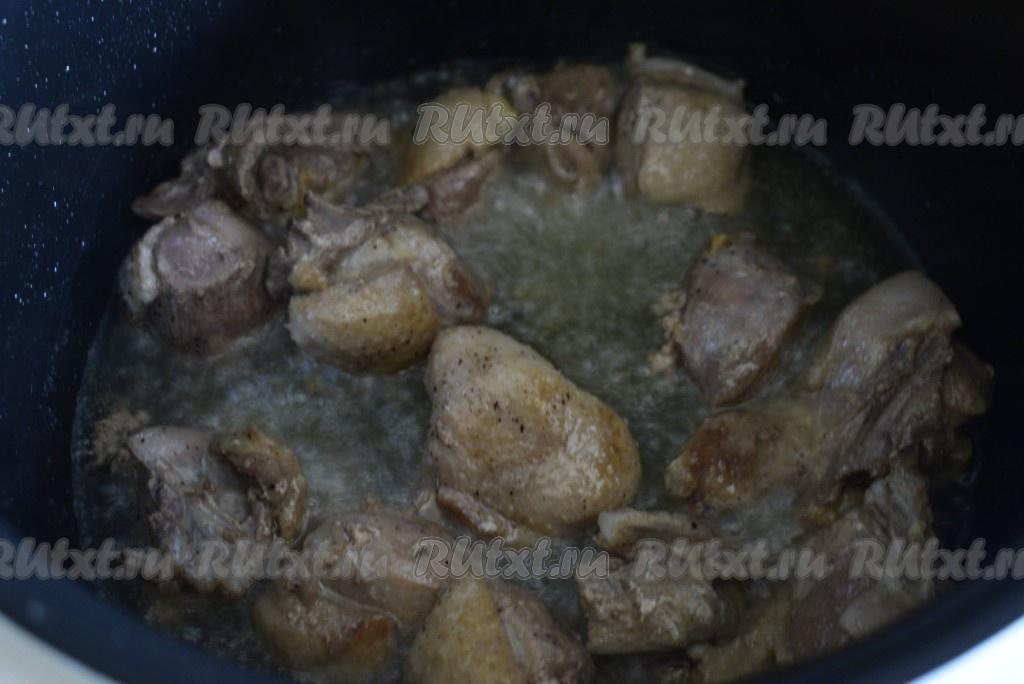 Мультиварка рецепт утка и рисом