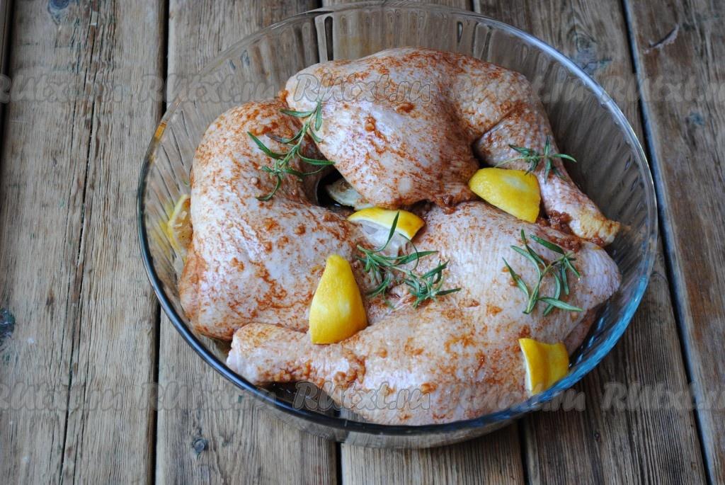 рецепты для куриных окорочков в духовке