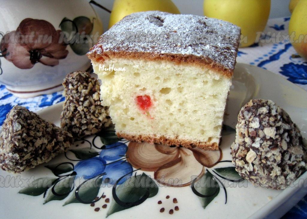 Творожного пирога с яблоками рецепт с