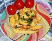 Картофель по гречески в духовке