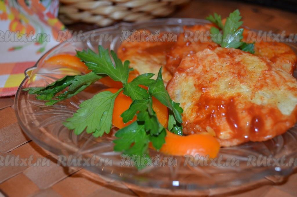 рецепт котлет с соевым фаршем