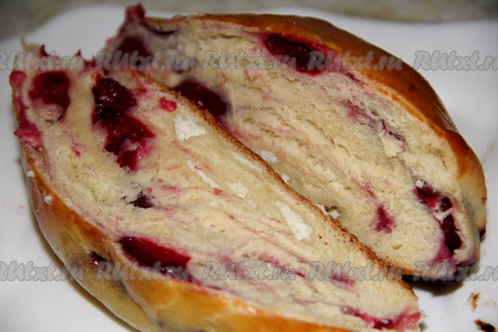 Как приготовить пирог с колбасой и сыром - рецепт 76
