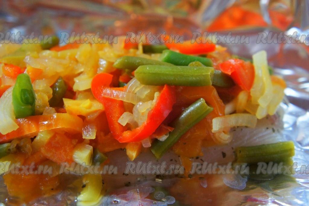 Капуста брокколи в сливочном соусе рецепт с фото