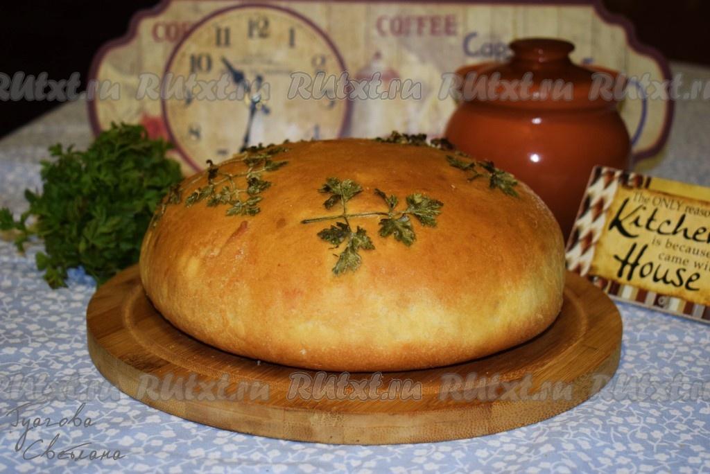 Рецепты хлеба в домашних условиях в духовке рецепт с фото