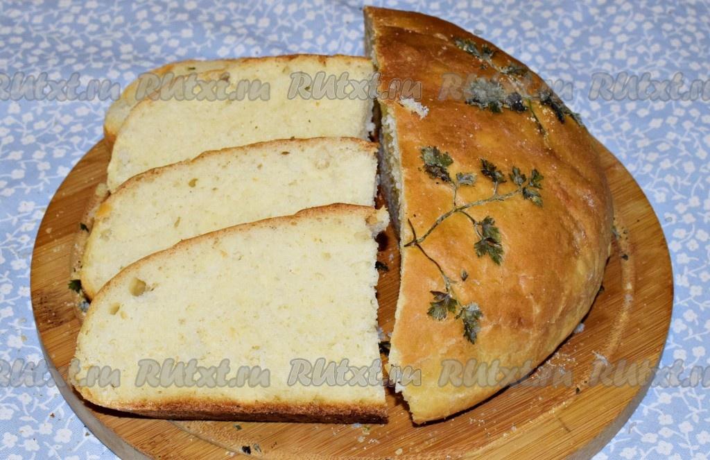 Рецепт: Простой домашний хлеб - все рецепты России 38